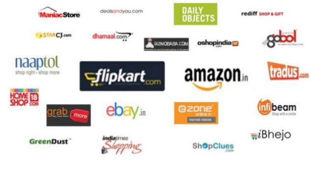 5 reasons why online shopping is preferred over offline for Name of online shopping websites