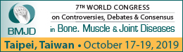 7th World Congress on Controversies, Debates & Consensus in Bone, Muscle & Joint Diseases (BMJD)