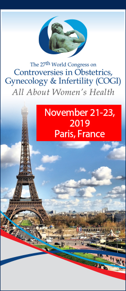 26th World Congress on Controversies in Obstetrics, Gynecology and Infertility (COGI) - 11/25/2019