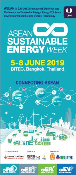 ASEAN Sustainable Energy Week 2019 - 6/8/2019