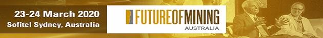 Future of Mining Australia 2020 - 3/24/2020