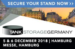TANK STORAGE GERMANY 2018