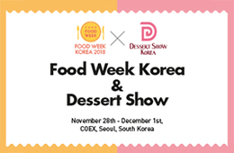 Food Week Korea 2018