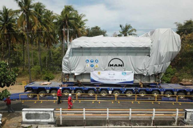 Bolloré Logistics Indonesia Successfully Completes the MAN