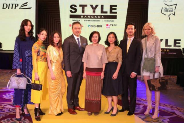 bd1b92e356887 BANGKOK, March 22, 2019 -- STYLE Bangkok, a premier international lifestyle  trade fair of Asia, is all set to offer the most comprehensive array of ...