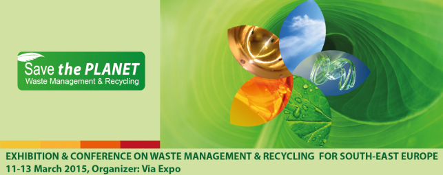 Save the Planet' 2015 opens new opportunities in waste management