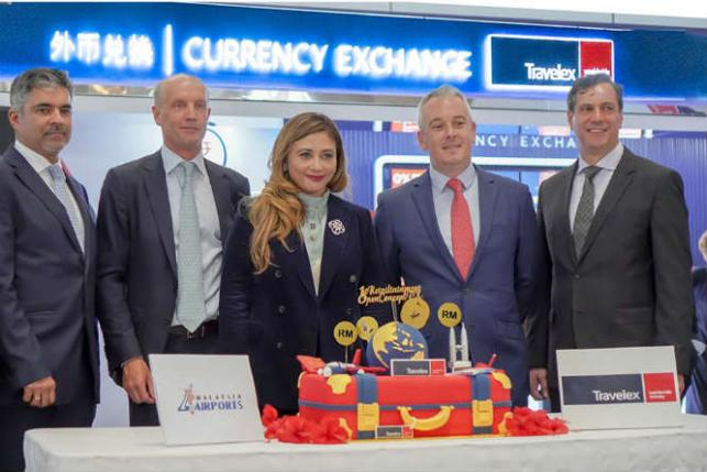 Travelex Malaysia Opens Five Currency Exchange Stores in
