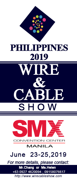 Wire and Cable Show Philippines 2019 - 6/25/2019
